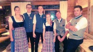 Studenti Střední školy cestovního ruchu Rožnov pod Radhoštěm - Stáž