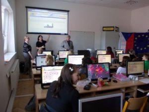 Úvodní slovo přednesl manager projektu RNDr. Luděk Pavlík, CSc.