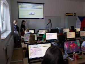 Celá konference se nesla v pracovním duchu a s odbornou částí účastníky seznamovala PhDr. Marcela Havelková.