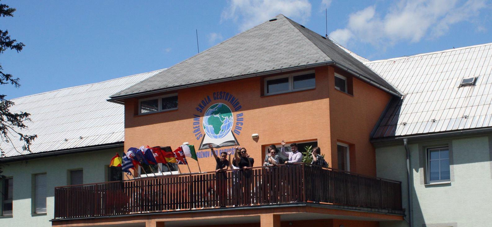 Střední škola cestovního ruchu Rožnov pod Radhoštěm