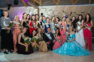 Školní ples - 2014