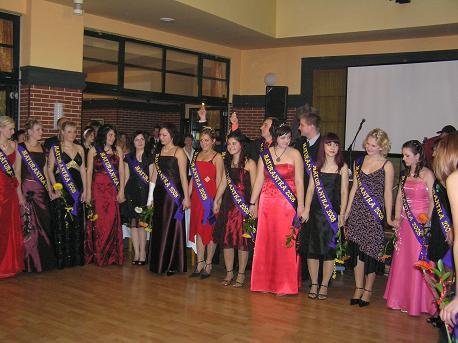 Ples školy - 2010