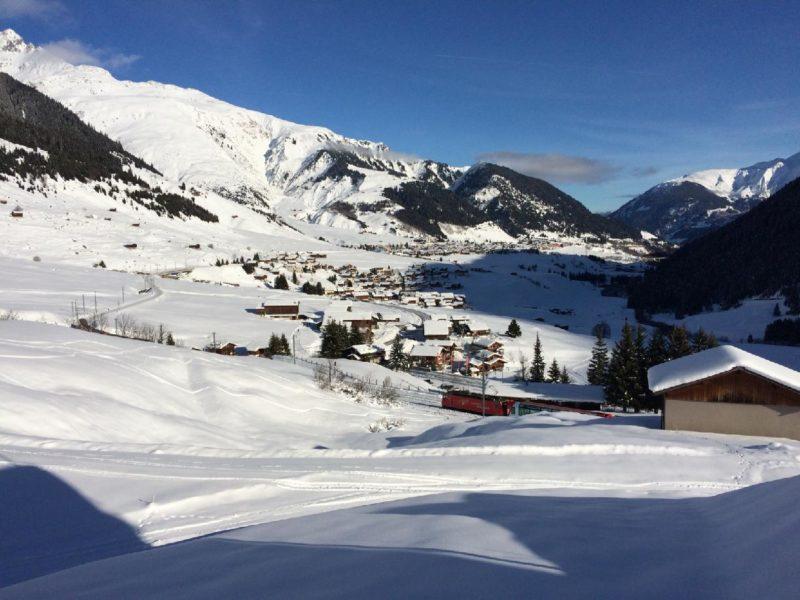 Švýcarsko fotka