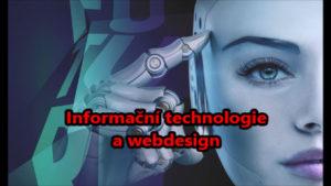 Informační technologie a webdesign